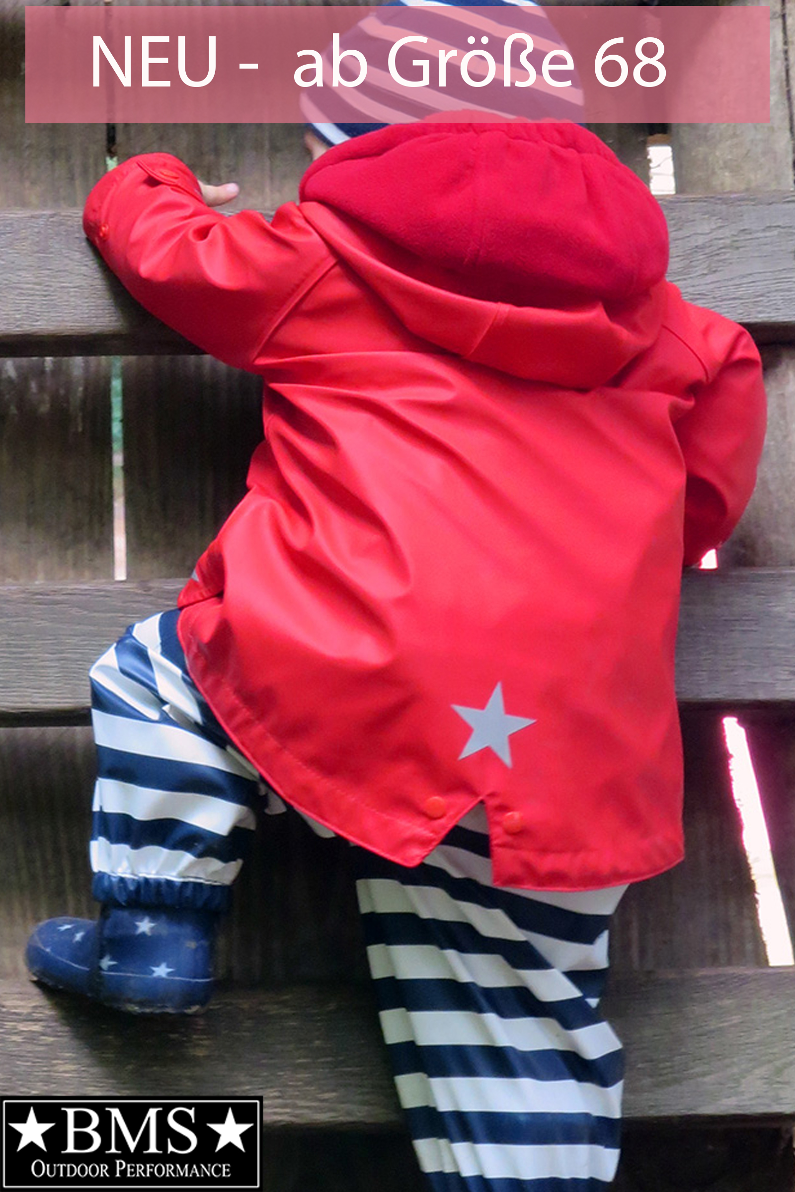 günstig kaufen 80167 c03fd Kinder ❤ Matschhosen   Bunte Kinder Regenbekleidung ...