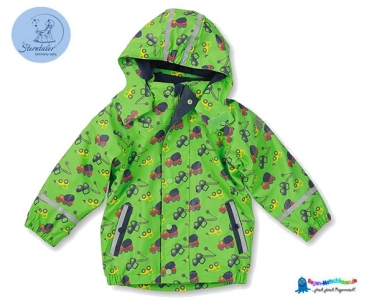 "Sterntaler Kinder 3 in 1 Multifunktionsjacke ""Auto"", warm mit Fleece gefüttert"