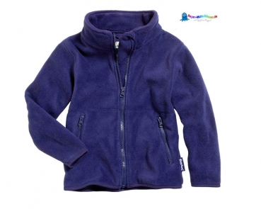 Fleecejacke Baby in marine von Playshoes
